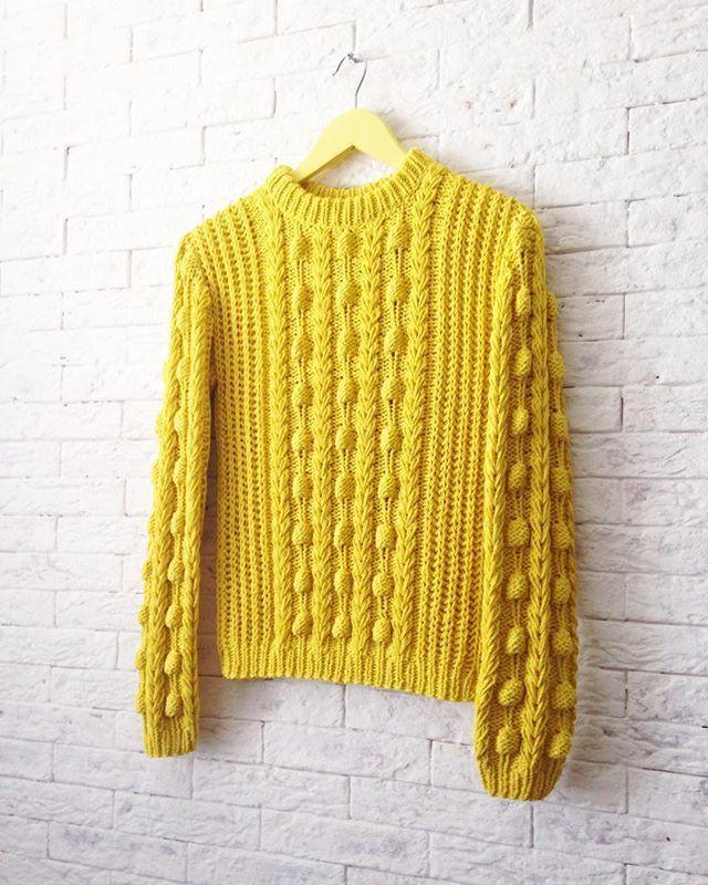 💛💛💛#knit#knitting#knitstagram#knitwear#knitted#knitting_inspiration#knittingaddict#knitter#i_loveknitting#yarn#cotton#sweater#yellow#handmade#вязание#пряжа#хлопок#желтый#свитер#пуловер#джемпер#рукоделие#ручнаяработа#хендмейд#