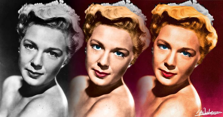 """https://flic.kr/p/BpBmqz   My other hobby - Colourised black and white photos   I love to find black and white photos, add colour and then use the brushstroke app on my phone to """"paint them"""". After all that I blend then together."""
