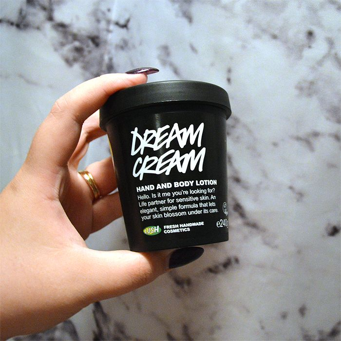 Lush Dream Cream - My New Holy Grail for Tattoo Healing