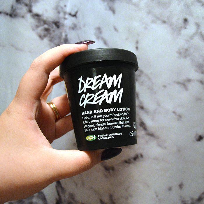 Lush Dream Cream - My New Holy Grail for Tattoo Healing