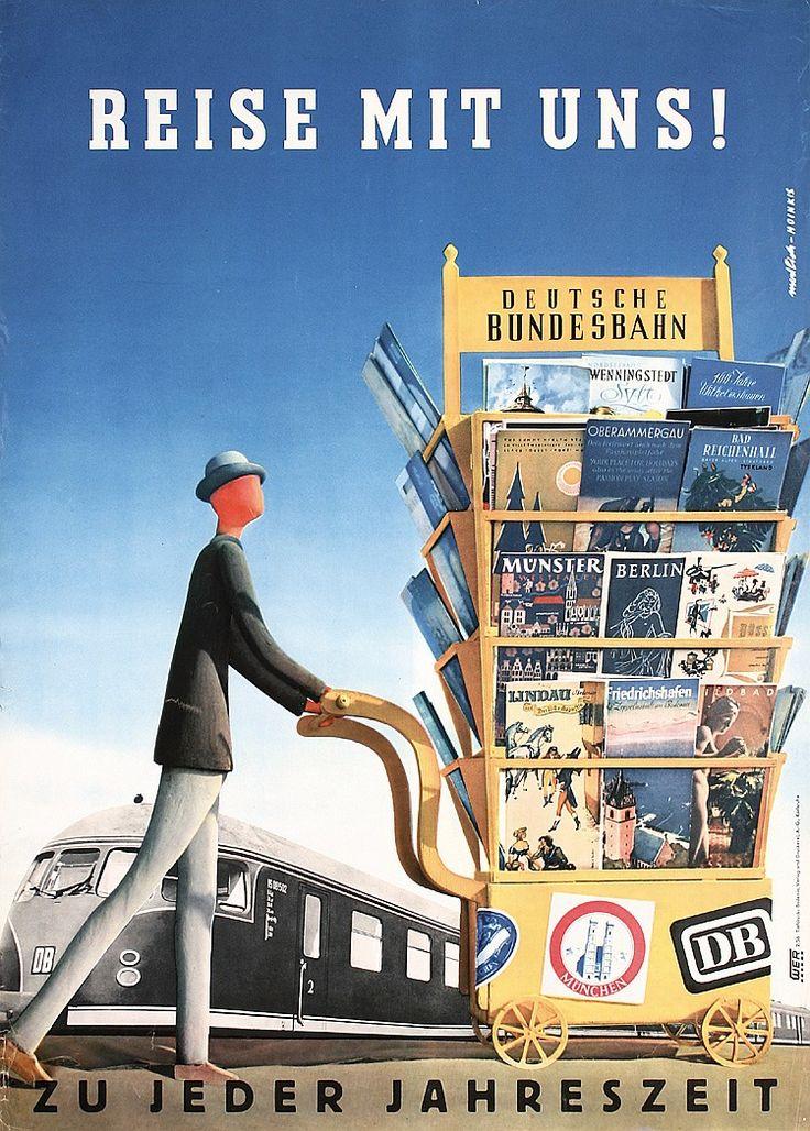 Deutsche Bundesbahn - 1956