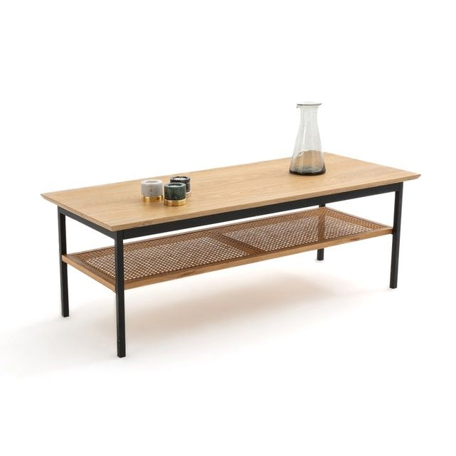 This Chic Coffee Table Has A Lovely Vintage Look And Successfully
