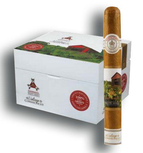 Shop Now Montecristo White Vintage Connecticut Double Corona Cigars - Humidor Box of 50   Cuenca Cigars  Sales Price:  $563.95