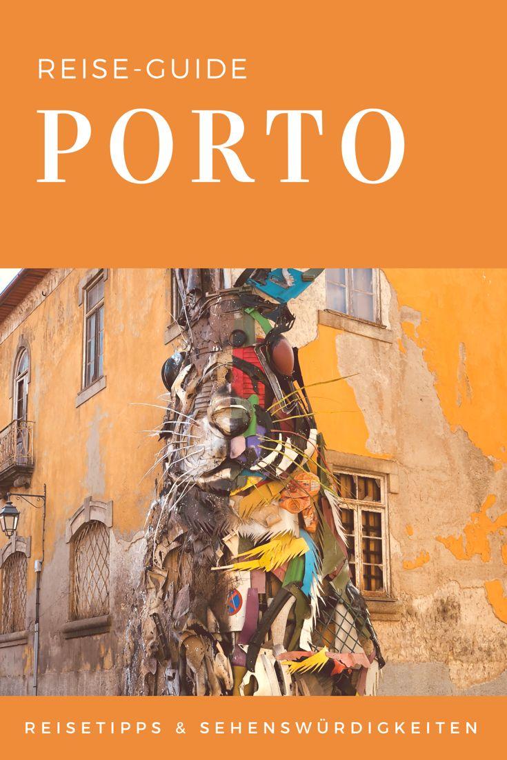 3 Tage Porto: 21 Sehenswürdigkeiten, Reisetipps & unsere Route durch die Stadt