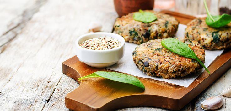 Har du planer om å spise mer vegetarmat? Her er sju matvarer du kan spise i stedet for kjøtt.