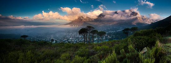 Table Mountain Panoramic