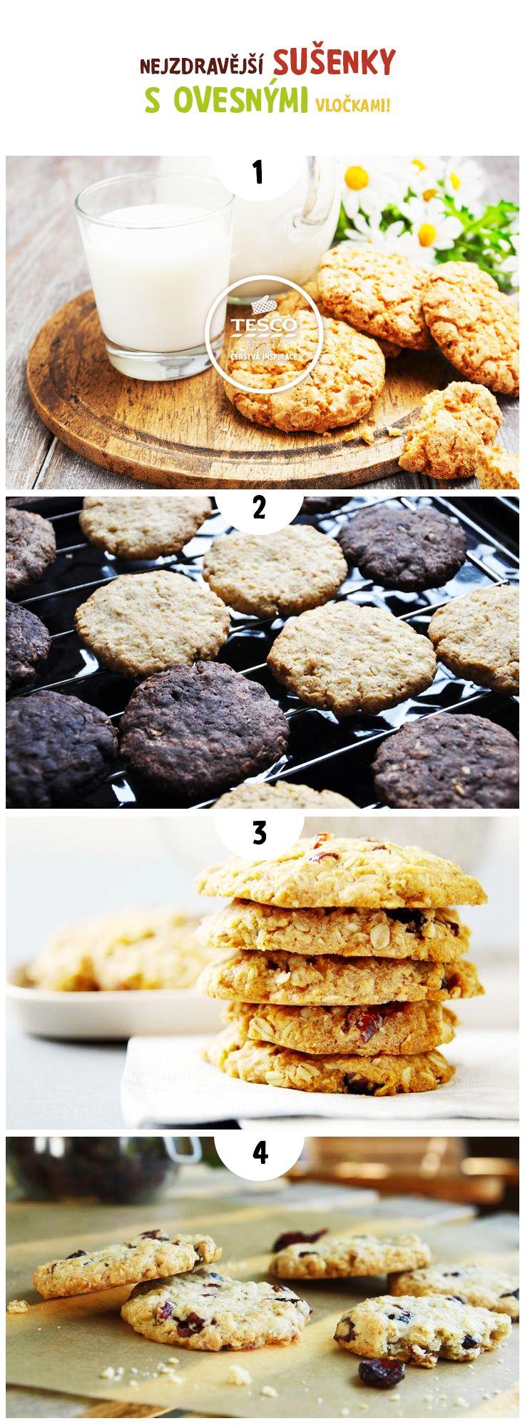 Zabalte své ratolesti do batůžku nejzdravější sušenky s ovesnými vločkami!