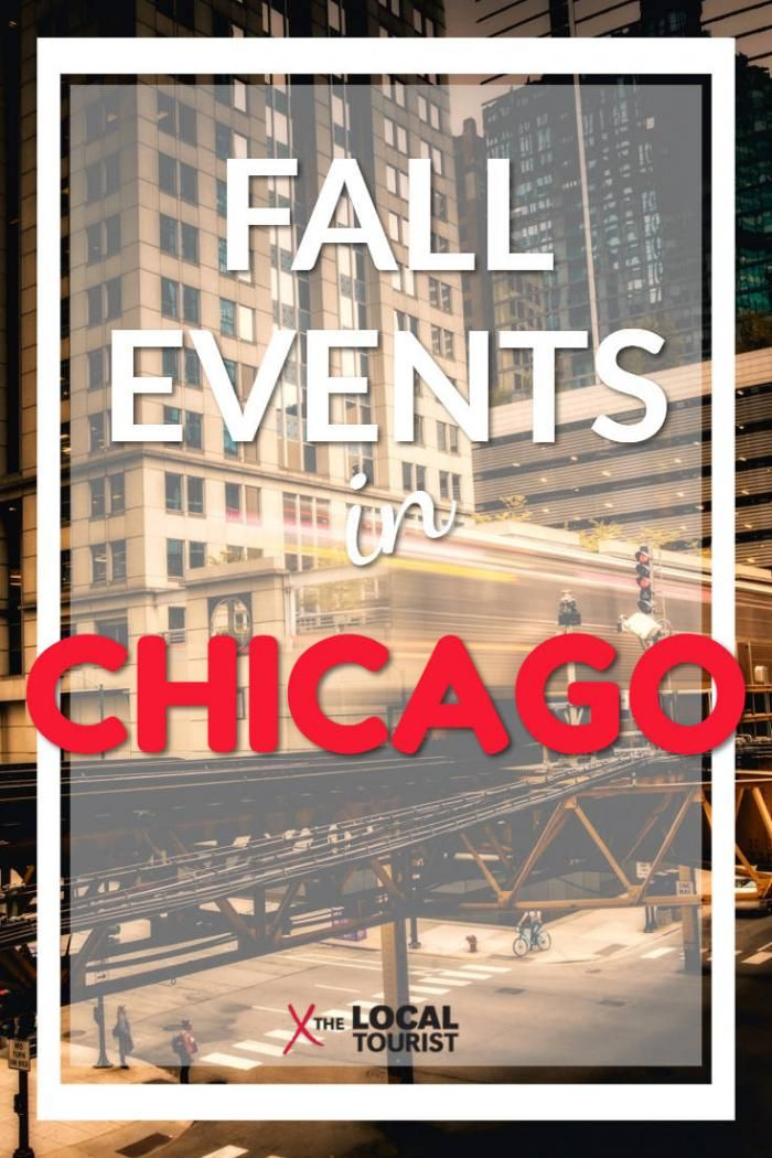 Fall Events in Chicago - Summer is an incredible time to be in Chicago, but the fun doesn't stop when the calendar hits September 21. There is always something exciting to do in the Windy City, and fall is no exception. The temperatures start to drop, the leaves begin to turn, the days get a little shorter, and some of the city's favorite events come out to play. If you're looking for things to do in the fall in Chicago, here you go!