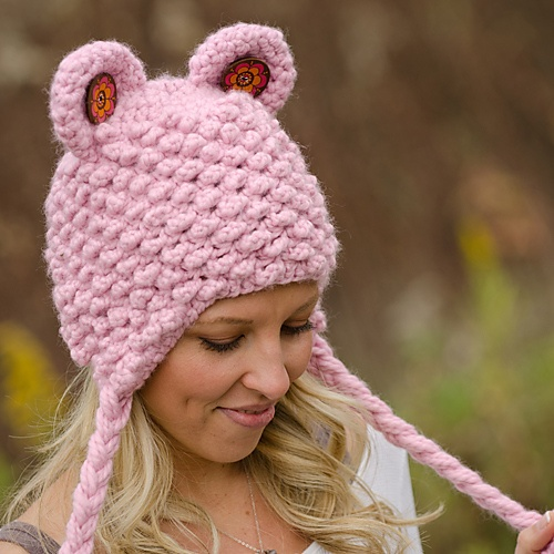 Free Crochet Patterns Cat Hat