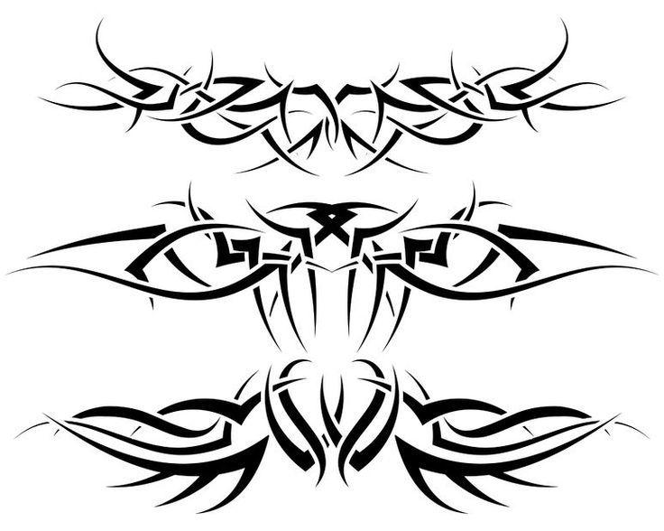 Best Tattoo Trends - Tribal Tattoo Designs For Men - Mens Tribal Tattoos