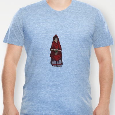 Lost in the Fog T-shirt by illograph - $18.00