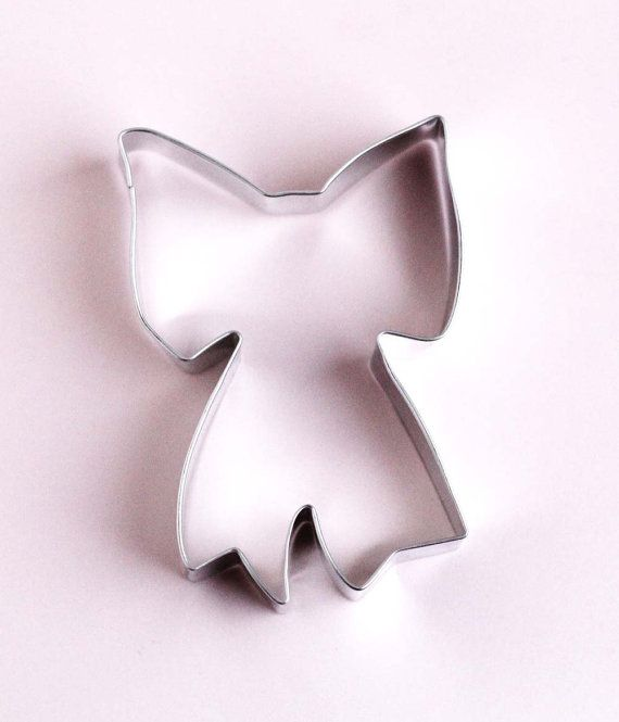 Fancy Bow Cookie Cutter/ Bow Cookie Cutter by SugarFoxShop on Etsy, $2.50