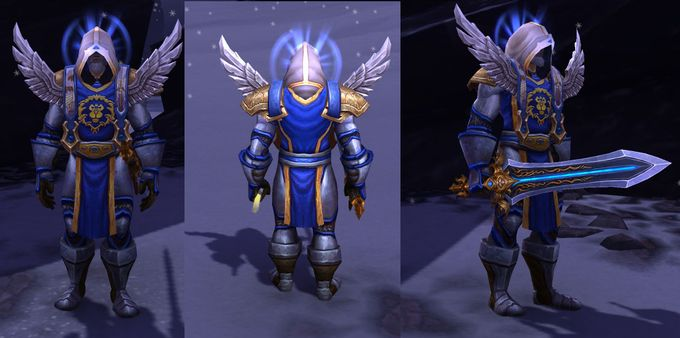 Alliance Battlepriest
