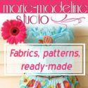 Marie Madeline Studio: Fabric Patterns, Madeline Studio, Busy Bags, Fabrics Patterns, Marie Madeline, Websites Blogs