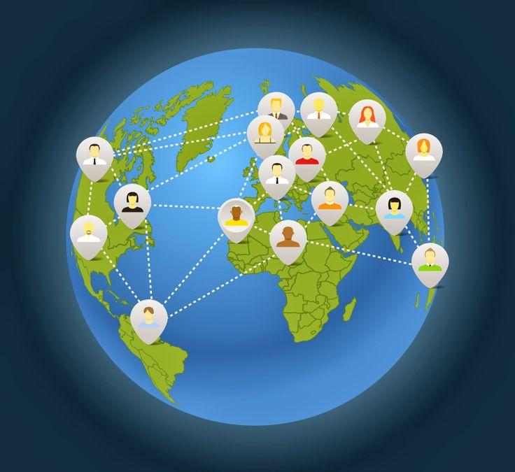 World Languages Globe
