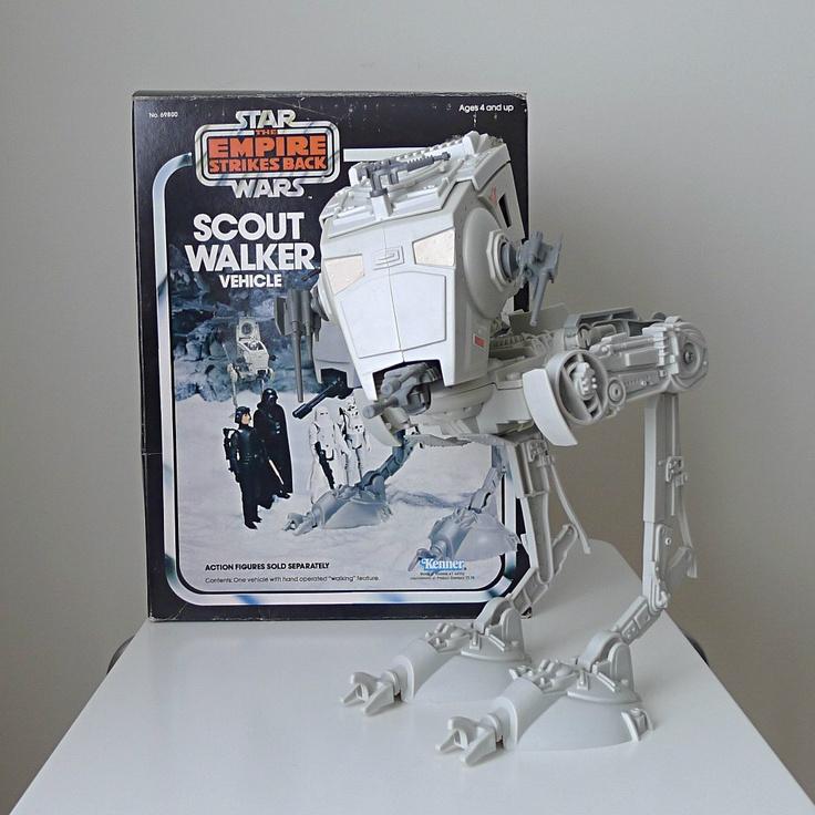 Vintage Star Wars Toy