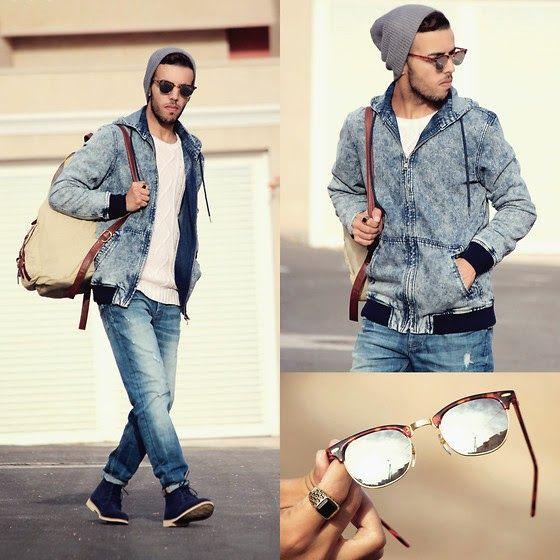 PJ - MG - FASHION : oni kochają uliczny styl ...a wy jaki styl lubicie...