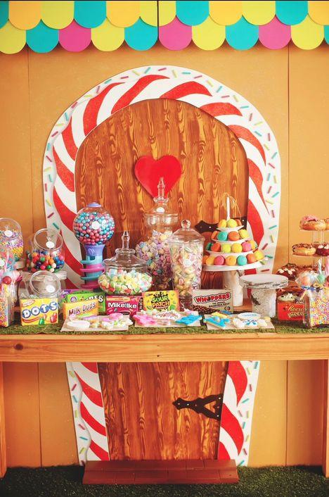 Hansel Amp Gretel Birthday Party Ideas Birthdays Birthday