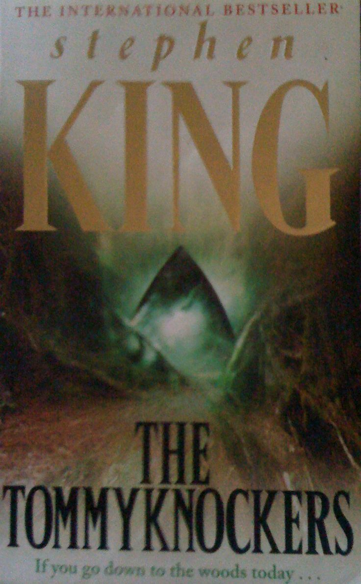 The Tommyknockers By Stephen King 558p