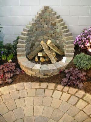 Awesome firepit!!