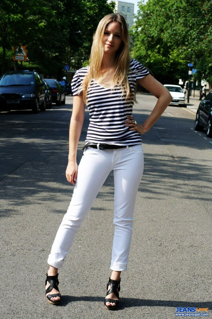 sexy girls in tight trousers
