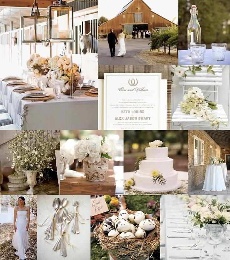 Barn Wedding · Rustic EleganceRustic ChicRustic DecorRustic ...