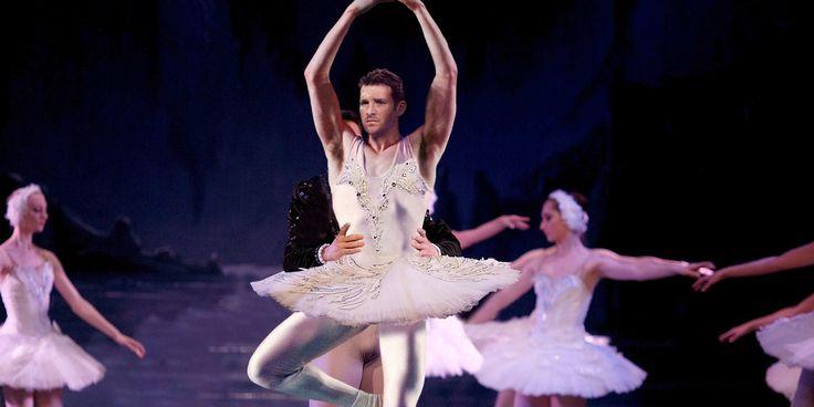 Tony Romo Confident Bruised Ribs Won't Hurt His Performance In Upcoming Ballet Recital