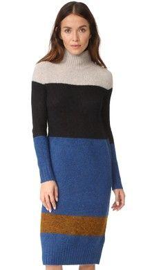 Club Monaco Edvard Turtleneck Sweater Dress | SHOPBOP