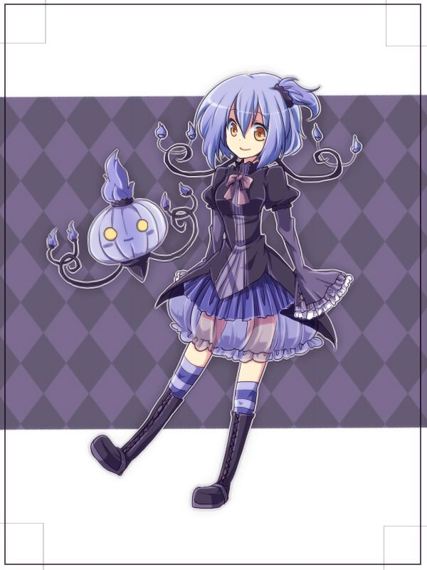 Chandelure  pokemon human