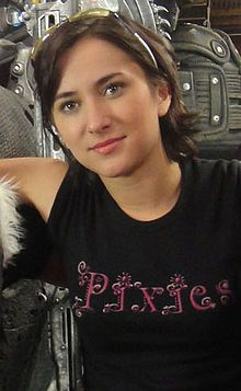 Zelda Williams, AKA The Best Name One Could Ever Have.