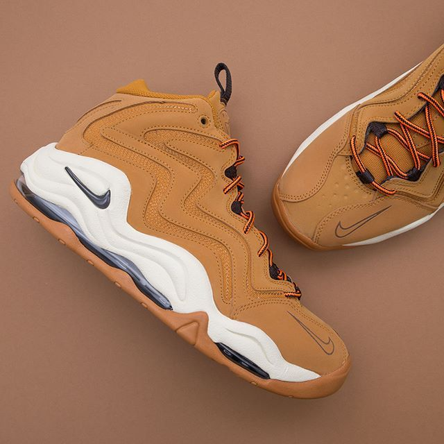 "100% authentic 0cafa c31fb Nike Air Pippen ""Wheat"" - 325001-700 airpippen,footish,hoop,Nike ,Sneakers,sneakers,sweden,uppsala,wheat,www.footish.se"