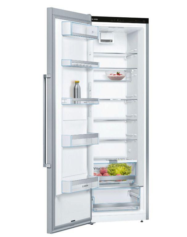 EBay #Sponsored Bosch KSW36BI3P Stand Kühlschrank A 187cm Wasserspender  Edelstahl A; EEK A