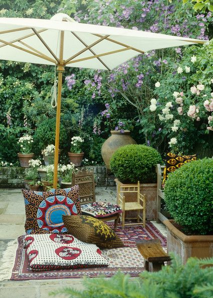 17 best images about ideas for a moroccan courtyard on for Moroccan style garden ideas