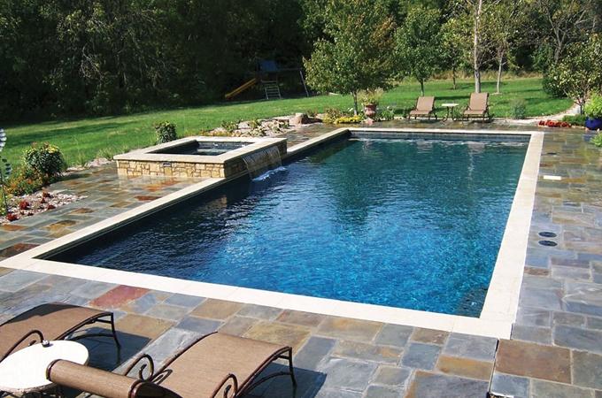 Banks Pool Spa Design Overland Park Kansas Design Pools Pinterest Parks The O 39 Jays