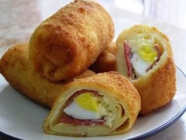 American Risoles Smoked Beef