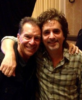 Gary Loizzo and Todd Sucherman of STYX