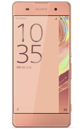 Goedkoopste Sony Xperia XA Roze Aanbiedingen en Abonnementen