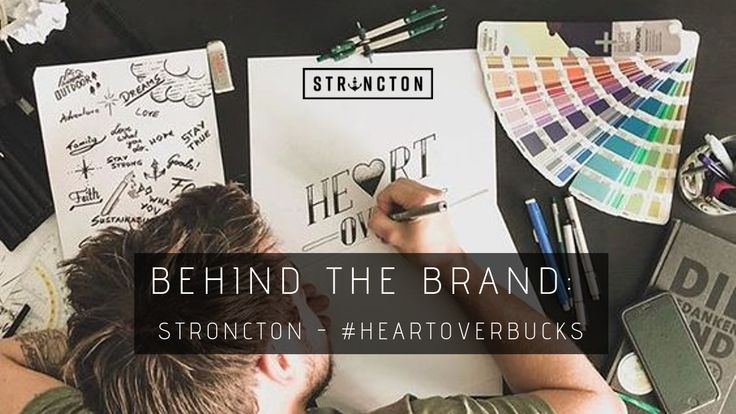 Behind the Brand: Stroncton – #heartoverbucks