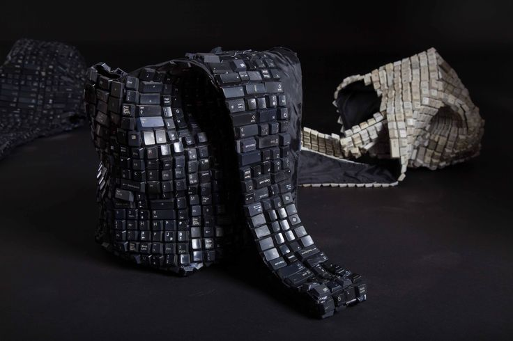 Untitled work by Maurice Mbikayi