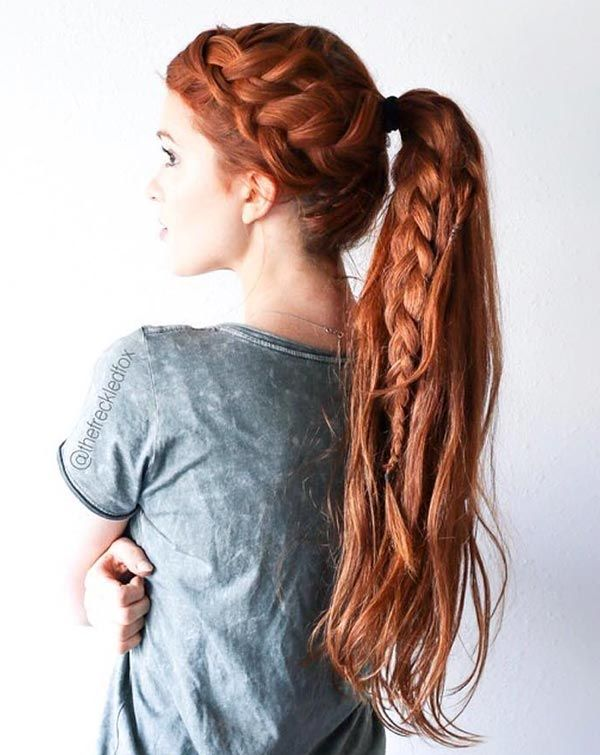 10 Valentine's Day-Good Hairstyles