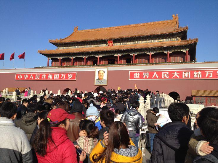 Forbideen city, Beijing