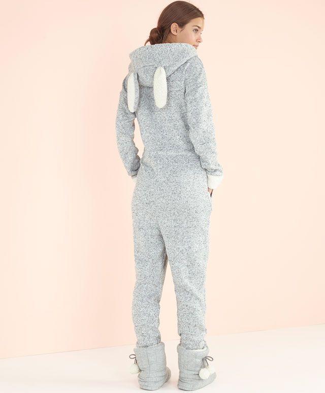Rabbit jumpsuit - OYSHO