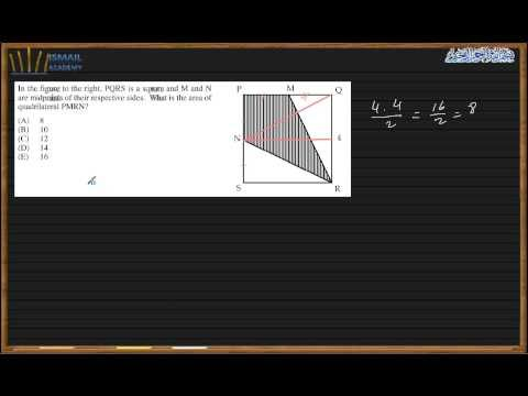 This video is about SAT Math Practice, it will show you how to solve any SAT math questions related with Geometry   Duration: 28:26