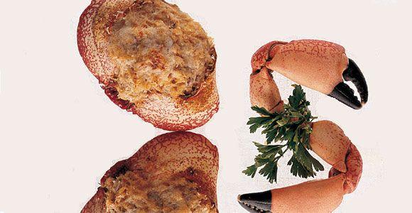 Pastel de jaiba - http://www.mytaste.cl/r/pastel-de-jaiba-10813.html