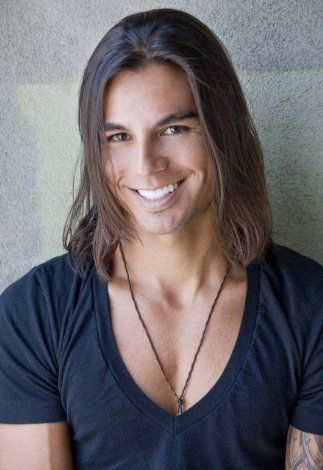 Julio Iglesias, Jr (Enrique's brother) OH YES PLEASE!