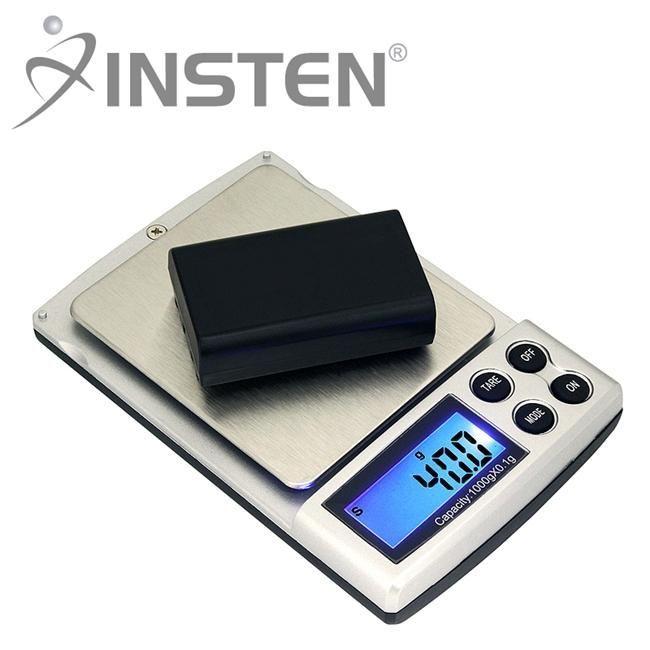 Insten Black Digital Pocket Scale