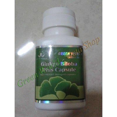 Saya menjual Green World Ginkgo Biloba Plus Capsule seharga Rp230000.00. Dapatkan produk ini hanya di Shopee! https://shopee.co.id/greenworld_octashop/89879047 #ShopeeID