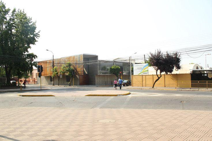 Edificio Administrativo Curricular Liceo María Auxiliadora,Cortesía de Surco…