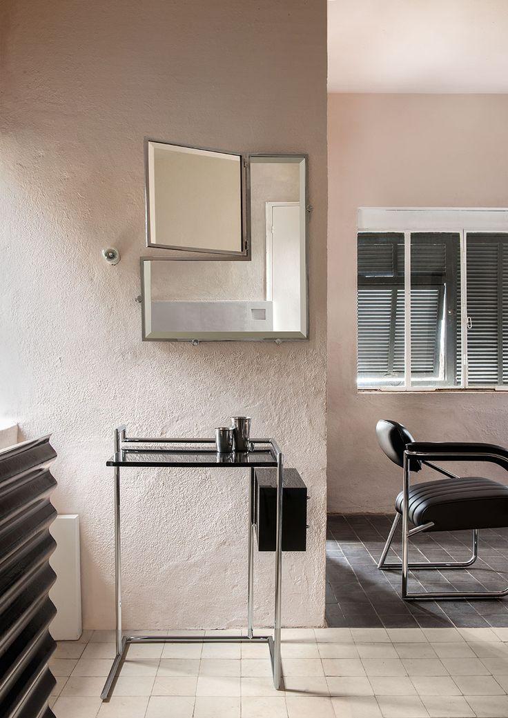 E1027 di с - da Living RCS - styling Cecilia Vaiarelli - ph Bernard Touillon - #eileengray #E1027