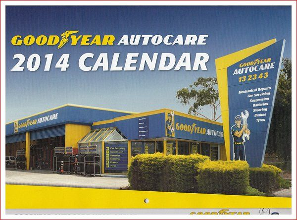Classic Car Photography is delighted to have provided the 12 images of Classic Cars for the Goodyear Autocare Calendar 2014.
